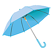 Vector clipart: blue umbrella