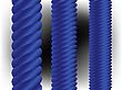blue vertical columns