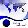 Vector clipart: business background 3