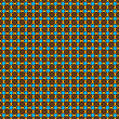 Vector clipart: circles, squares and stars