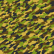 Camouflage texture | Stock Vector Graphics