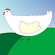 Vector clipart: chicken