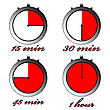 ID 3003001 | Chronometer | Stock Vektorgrafik | CLIPARTO
