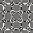 Vector clipart: circles seamless pattern 2