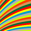 Vector clipart: colored stripes