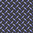 Vector clipart: diamond plate pattern
