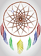 Vector clipart: dream catcher