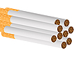 Vector clipart: filter cigarettes