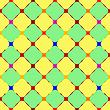 Vector clipart: flowerish pastel mesh texture