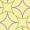 Векторный клипарт: абстрактный бесшовный паттерн