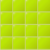 green ceramics seamless pattern