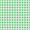 Векторный клипарт: зеленая цветочная ткань