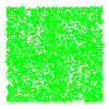Vector clipart: green grass pattern