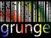 Grunge-Barcode