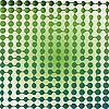 Векторный клипарт: зеленый лабиринт