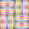 Vector clipart: lighted stripes 1