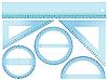 Vector clipart: measurement set