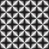 ID 3004432 | Nahtlose Design mit Romben | Stock Vektorgrafik | CLIPARTO