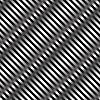 Vector clipart: metallic waves