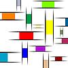 Векторный клипарт: геометрический аттерн