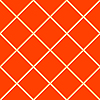 Vector clipart: orange seamless ceramic tiles