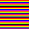 Vector clipart: rainbow stripes