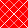 Vector clipart: red seamless ceramic tiles