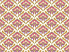 Vector clipart: retro seamless pattern