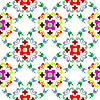 Vector clipart: seamless floral pattern 5