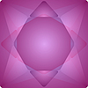 Vector clipart: seamless purple structure (10)
