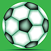 Vector clipart: soccer ball