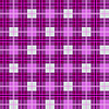 Vector clipart: stylish purple abstract mesh extended