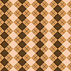 Vector clipart: sweater texture mixed brown colors
