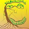 Vector clipart: tree man