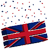 Vector clipart: union jack