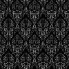 Vector clipart: damask seamless texture