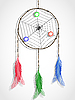 Vector clipart: spider and dream catcher