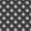 Vector clipart: buttoned metallic pattern