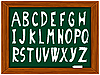 school board and alphabet