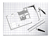 Vector clipart: architectural sketch