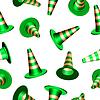 Vector clipart: traffic cones texture