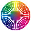 Векторный клипарт: абстрактный цветовой палитры