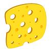 Векторный клипарт: сыр клипарт
