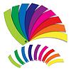Векторный клипарт: Цветовая палитра CMYK