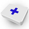 Векторный клипарт: 3d аптечки