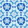 Vector clipart: classical pattern
