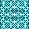 Vector clipart: geometric crosses pattern