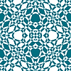 Vector clipart: geometric triangles pattern