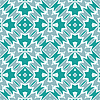 Vector clipart: grunge geometric pattern