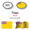 niue icons set